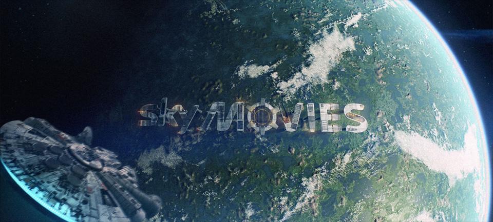 starwars concept art Matte painting VFX