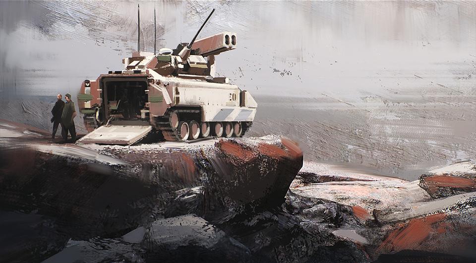 APC Painting
